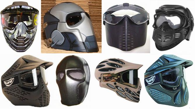 Купить маска для страйкбола