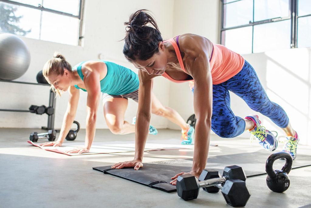 Workout программы тренировок