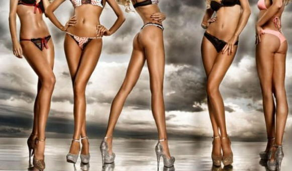 Красивые женские ноги фото
