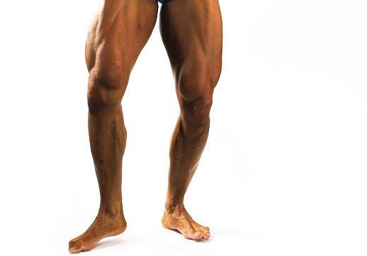 Накаченные мышцы ног фото