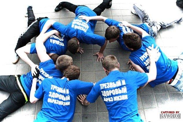 32 653 отжимания на день Победы в Белоруссии