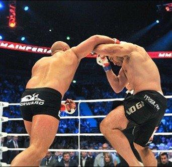 50 лучших нокаутов MMA онлайн