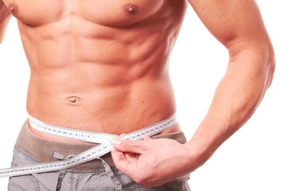 Убрать жир с боков