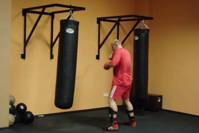 Тяжелая боксерская груша