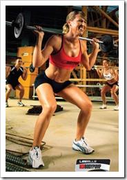 Силовые виды спорта: памп-фитнес