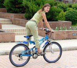 5 преимуществ велосипеда