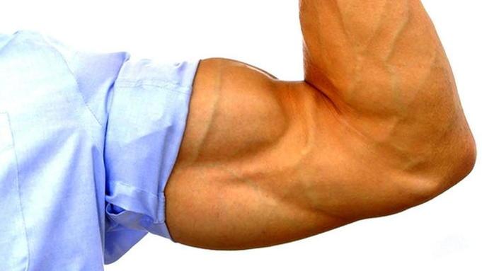 Как накачать мышцы дома фото
