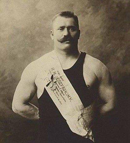 Иван Поддубный выдающийся спортсмен вегетарианец