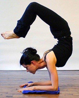 Хатха-йога шаг за шагом