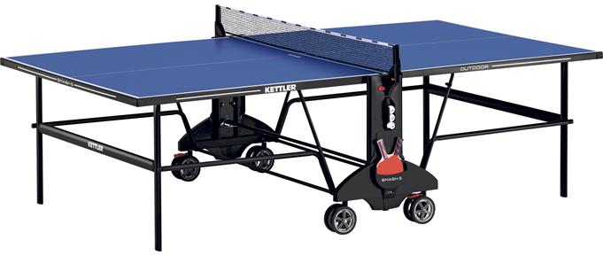 Теннисные столы Kettler