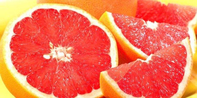 Многогранная польза грейпфрута