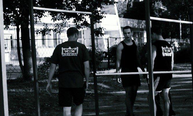 Илья DarWIN - Уличный спорт