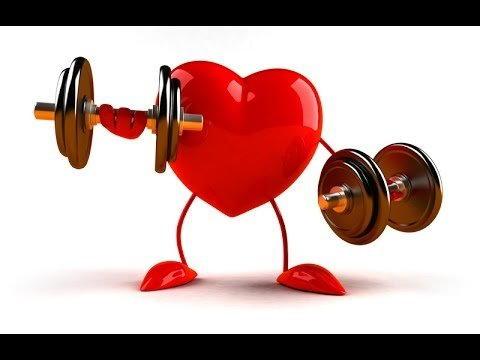 Аэробная тренировка для сердца