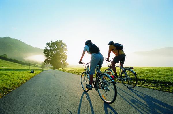 Активный отдых на велосипеде