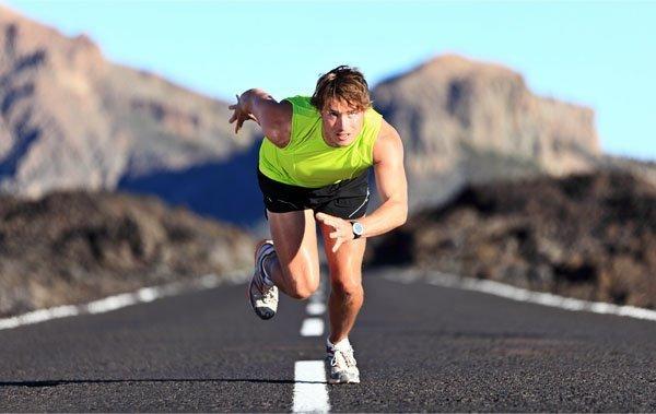 Бег для набора мышечной массы