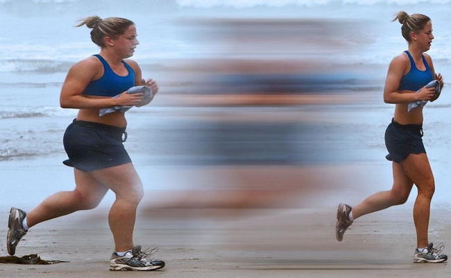 Бег для похудения девушкам