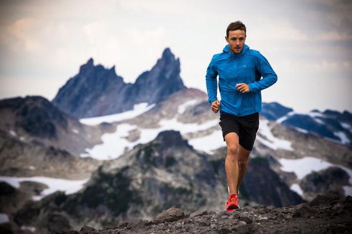 Бег в гору
