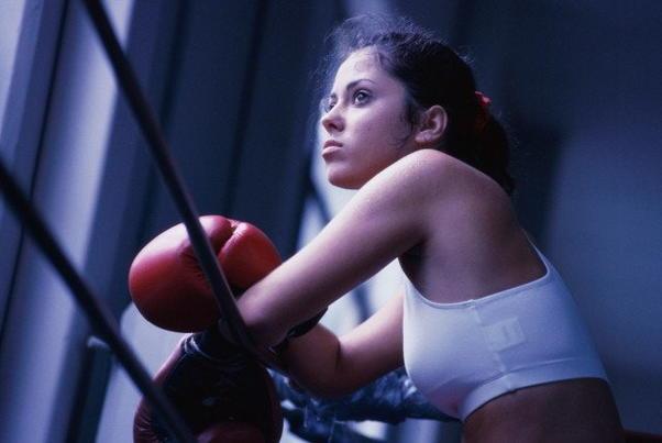 Боевые искусства девушка
