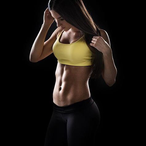 Фитнес девушка фото