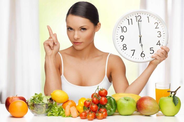 Фитнес питание для похудения