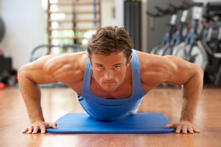 Фитнес в спортзале программы