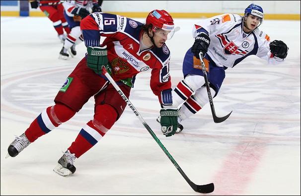 Хоккей в России
