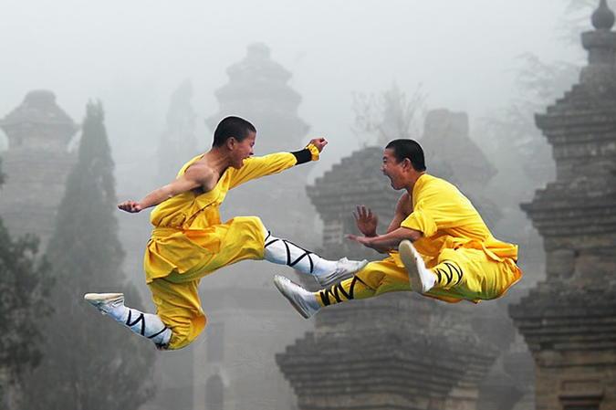 Информация о боевых искусствах