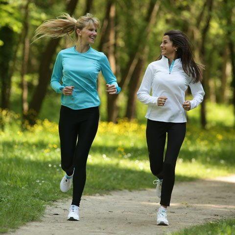 Как бегать для похудения