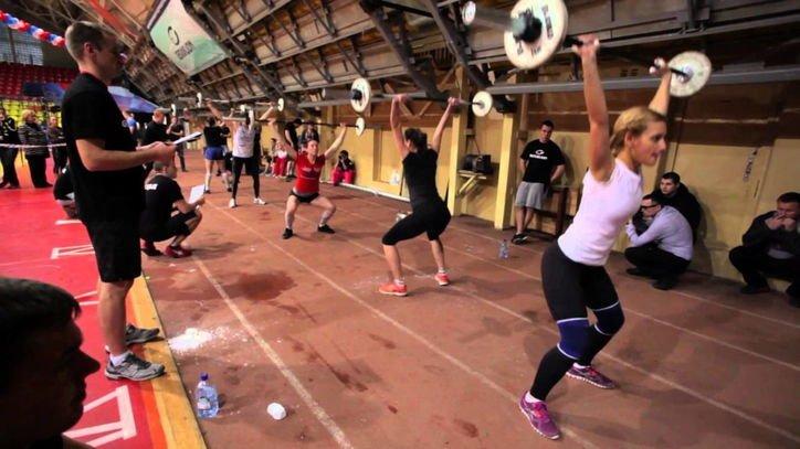 Кроссфит программы тренировок