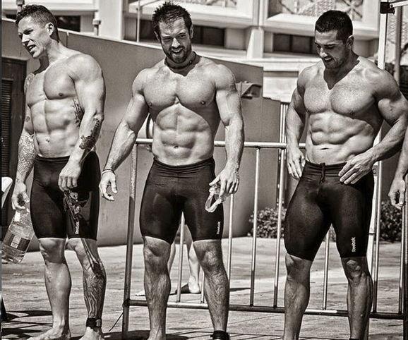 Кроссфит тренировки для мужчин