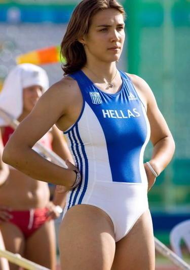 Легкая атлетика для девушек