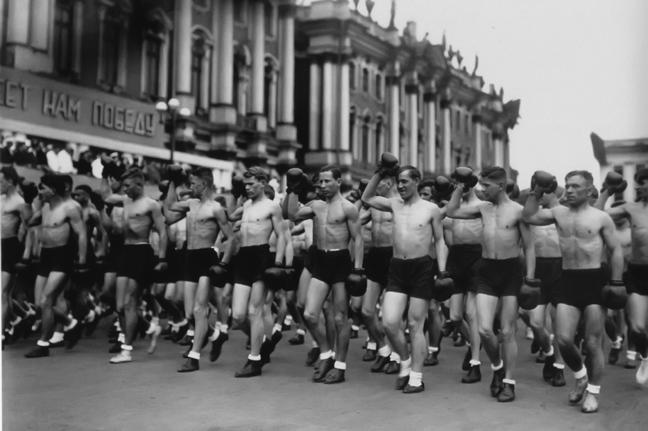 Массовый спорт в СССР