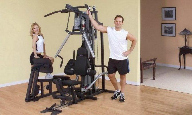 Неэффективные тренажеры для фитнеса