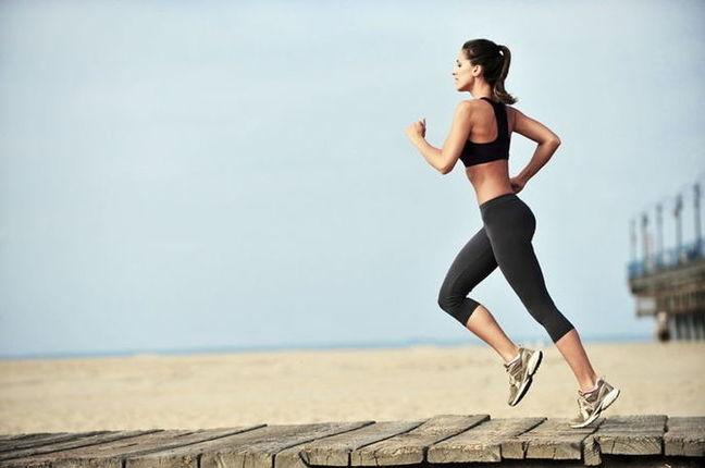 Польза бега для женщин