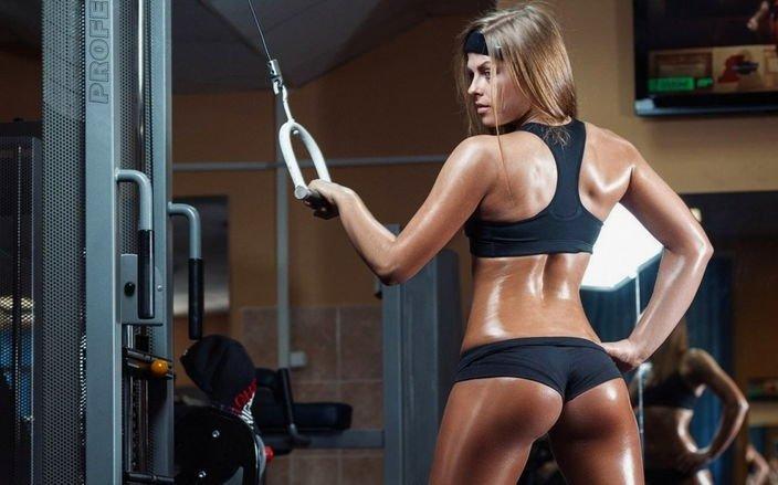 Польза фитнеса в спортзале