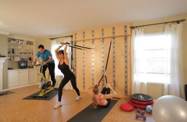 Программы тренировок для дома