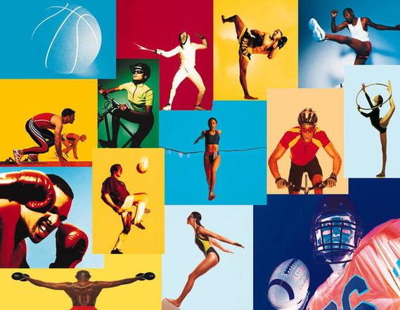 Разновидности народного спорта