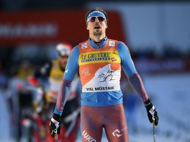 Сергей Устюгов лыжные гонки