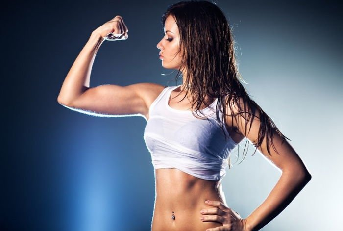 Силовой тренинг для девушек
