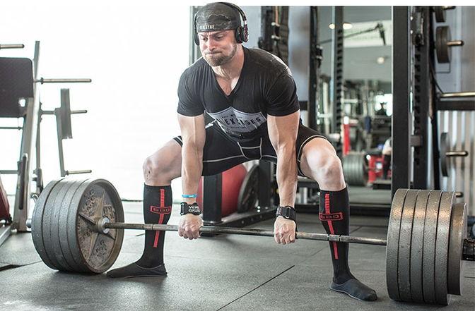 Силовой тренинг в бодибилдинге
