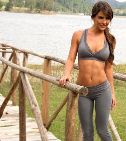 Силовые тренировки для девушек фото