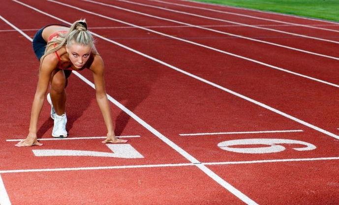 Скоростной бег