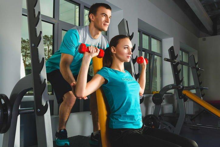 Составить программу для фитнеса
