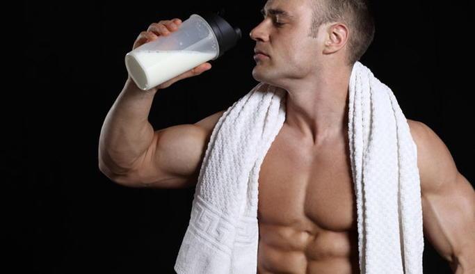 Спортивное питание для набора мышечной массы фото