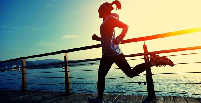 Спортивные упражнения бег