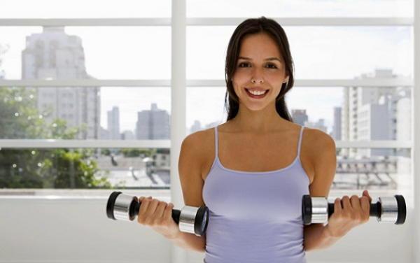 Спортивные упражнения для женщин