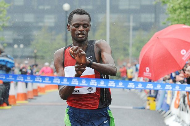 Тактика марафонского бега