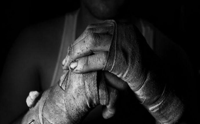 Тренировка бойца вне спортзала