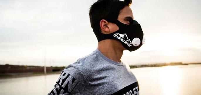 Тренировочная маска и дыхание