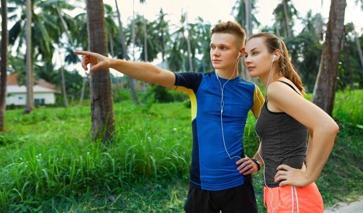Тренировочные программы для бега
